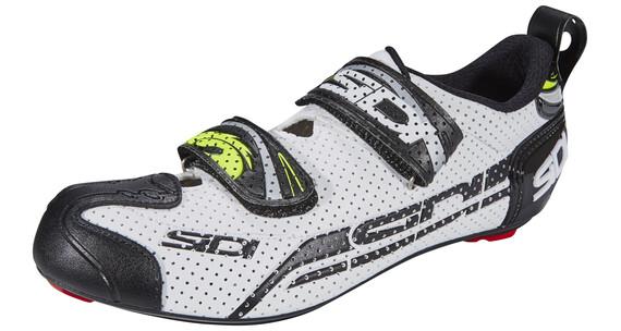 Sidi T4 Air Carbon schoenen Heren wit